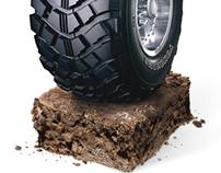 Lineas de neumáticos