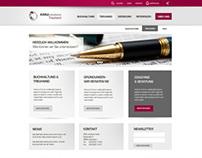 Webdesign KMUsolutions
