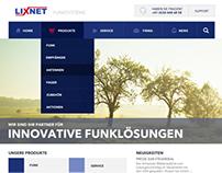 Webdesign Lixnet AG