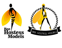 Logo BEE HOSTESS MODELS