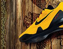"""Nike Zoom Kobe IX """"Bruce Lee"""""""