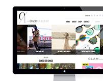 The Overanalyst Branding & Website