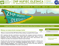 olesnicazhp.pl website