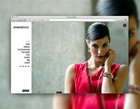 Amore&Baci | Website
