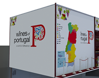Wines of Portugal stand