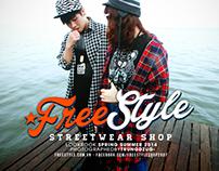 FREESTYLE SHOP | LOOKBOOK SPRING/SUMMER 2014