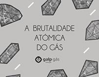 Brutalidade Atômica do Gás |  Galp Contest