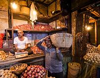 Bhendi Bazaar / Mumbai