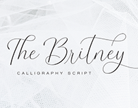 The Britney - Elegant Script Font