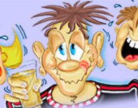Ev's Cartoons, Characters & Caricatures