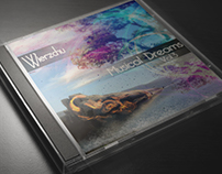 "Cover to music mix ""Musical Dreams vol.3"" by Wierzchu"