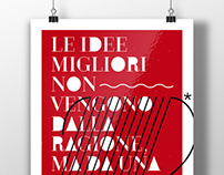 // FOLLIA & IDEA - POSTER