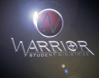 Logo & Motion (VIDEO) | Warrior Student Ministries