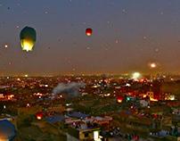 AHMEDABAD- Celebrating life