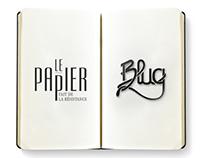 SketchBook LE PAPIER FAIT DE LA RESISTANCE.