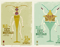"Projet : Bar ""Chic Bestioles"""