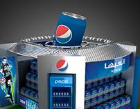 Pepsi Stand