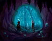 Raining Cave