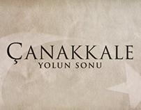 Çanakkale Yolun Sonu - Jenerik / Opening Titles