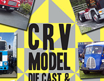 CRV advertisement poster