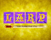 LARP Title Sequence
