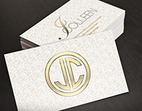 J Colleen Spec Business Card