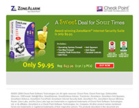 Campaign: Sweet Deal for Sour Times