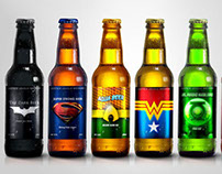 Super Hero Beers