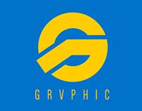 GRVPHIC | Logo Identity