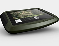 RUGGED TABLET - case studies