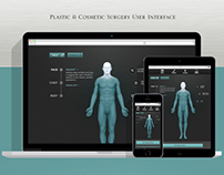 Plastic & Cosmetic Surgery User Interface