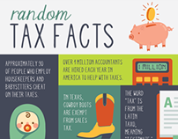 Tax Facts Infographic