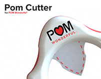 Pomegranate Cutter for POM Wonderful®