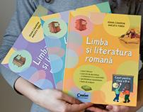Limba și literatura română, caiete pentru cl. II,III,IV