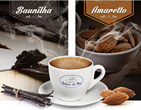 Painel Café Aromatizado