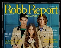 Robb Report Singapore and Thailand, March 2014