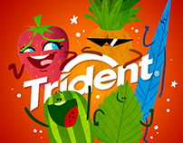 New characters style Trident 2014