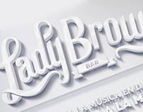 Lady Brown Bar - Branding