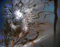 Ink fantasy mythology《#XUN-无间卷##XIAOZADY#》