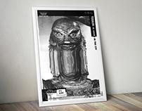 PSA Horror Film Posters