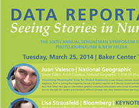 Data Reportage: Event Poster