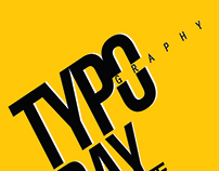 TYPOGRAPHY POSTER DESIGN