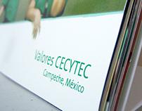 Calendario 2014 CECYTEC