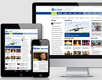 Idea for Redesign Viet time online