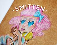 Smitten - Original Illustration