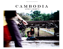 Finding Cambodia.