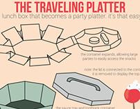 The Traveling Platter