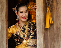 Traditional Vientiane