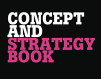 Concept and Strategy Book