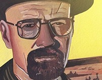 Breaking Bad Portraits